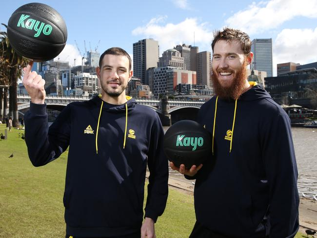 Goulding and Baynes are confident of a good showing against the US and at the World Cup.