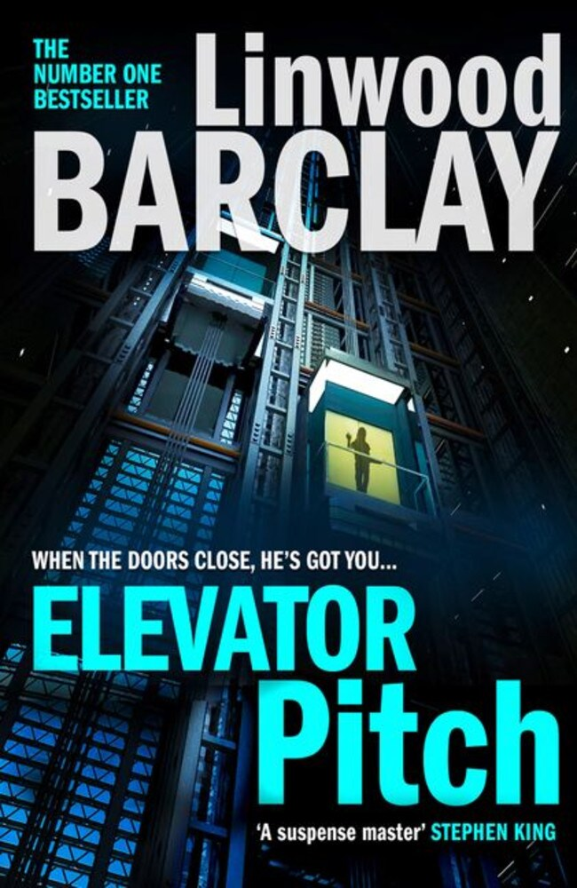 Elevator Pitch by Linwood Barclay.