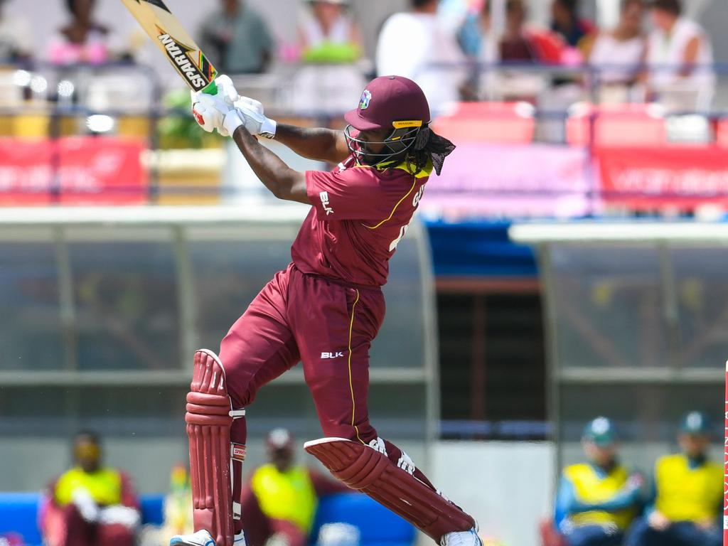CRICKET-WINDIES-ENGLAND-1ST ODI