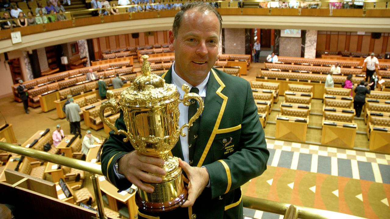 Jake White led South Africa to World Cup victory in 2007.