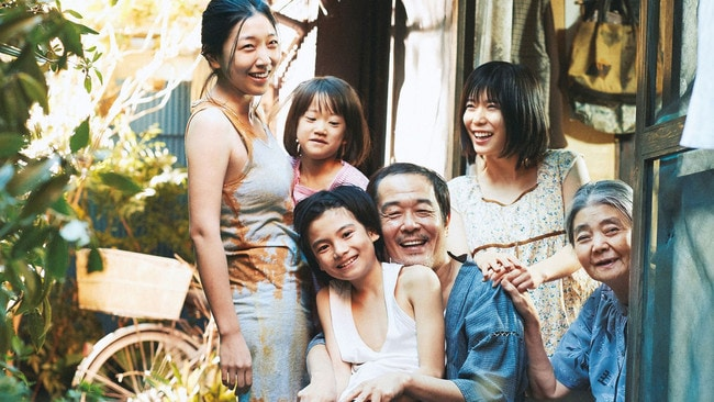 Shoplifters is fuelled by magnificent performances