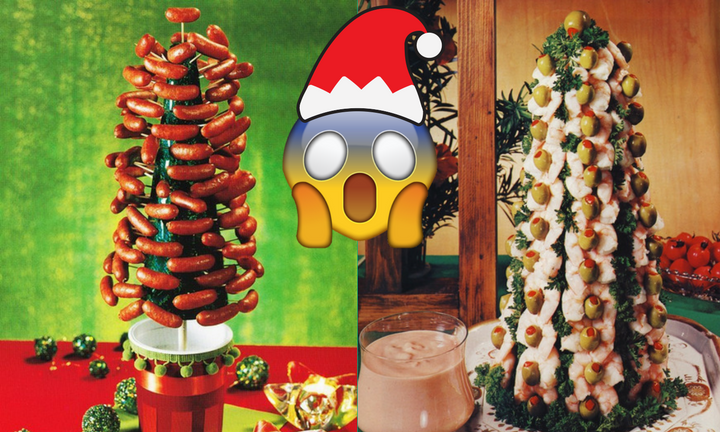 Six retro Christmas recipes you can make if you hate your relatives