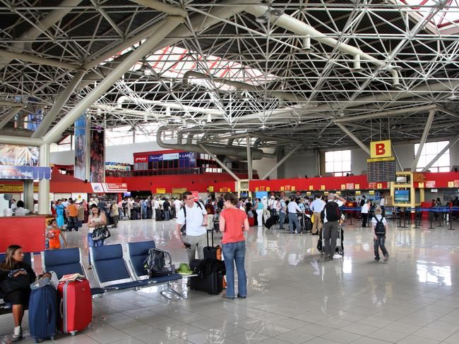 Jose Marti International Airport handles about 80 per cent of Cuba's international passengers. Picture: iStock