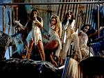 Musical group Fifth Harmony performs onstage during the 2016 American Music Awards at Microsoft Theater on November 20, 2016 in Los Angeles, California. Picture: Getty