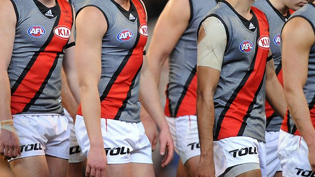 Essendon was kicked out of the finals over its 2011-12 supplement program.