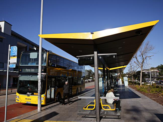 Public transport upgrades are coming to Brookvale making it attractive for unit buyers.