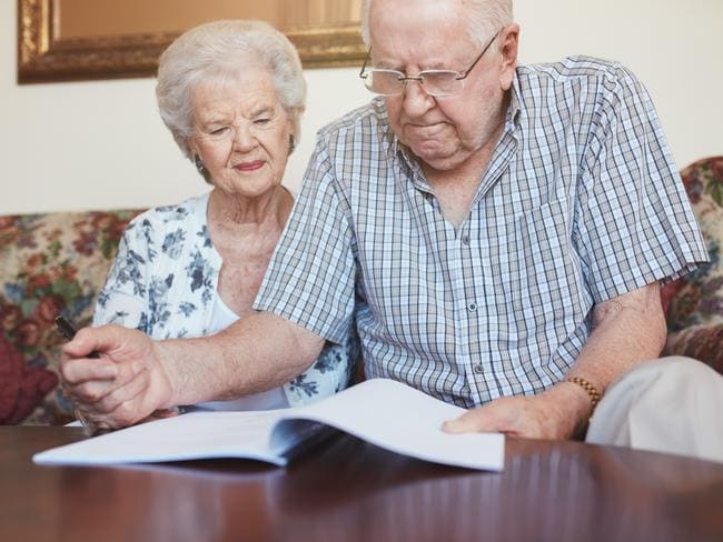 There's been a spike of people preying on the elderly and getting them to change their wills.
