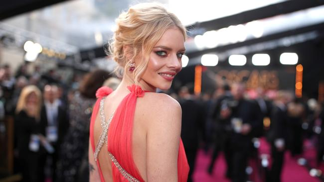 Samara Weaving has reportedly left the show. Picture: Getty