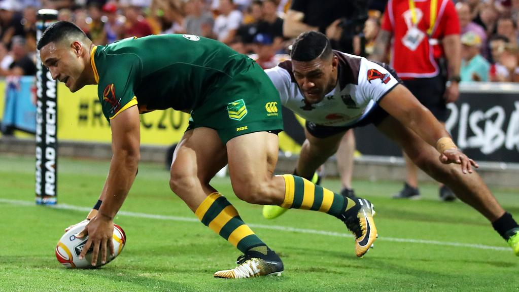 Australia V Fiji Score Match Report Result And Video Highlights