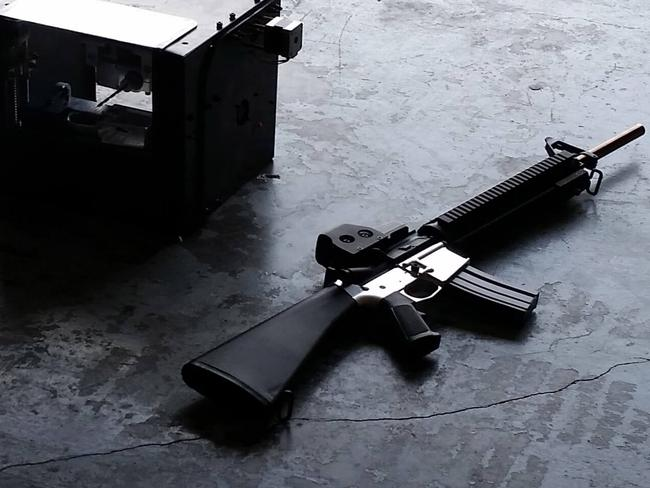 Low-cost machines capable of making parts for deadly rifle