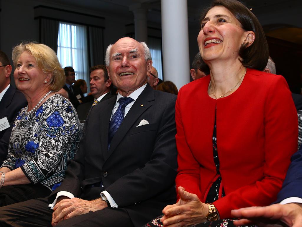 NSW election 2019: Gladys Berejiklian running old fashioned