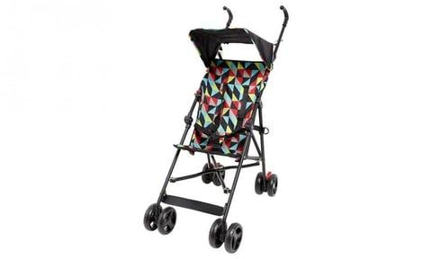 "SINGLE UPRIGHT BASIC BUGGY: Want a basic stroller to keep at the grandparents' or to take on holiday? Then this version from Target is perfect! Lightweight with a five-point harness and a sun canopy with viewing panel, this cheep and cheerful stroller is suitable for babies from six months.  <a href=""http://www.target.com.au/p/single-upright-basic-buggy/54172500"">BUY IT HERE</a>"