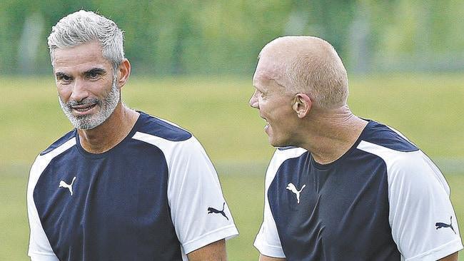 Craig Foster: Red Legends Bring Roos Rivals Together