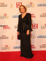 Ita Buttrose on the red carpet at the 57th Logie Awards at Crown Casino in Melbourne. Picture: Tim Carrafa