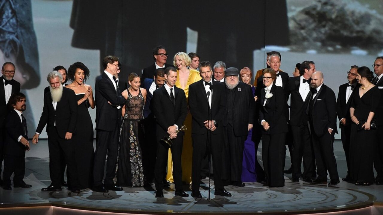 Game of Thrones takes home best drama at 70th Emmy Awards