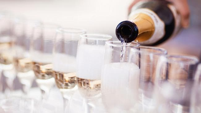 Prosecco is increasing in popularity globally. Picture: iStock