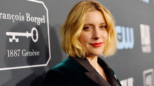 Greta Gerwig attends the 25th Annual Critics' Choice Awards. Picture: Matt Winkelmeyer/Getty Images for Critics Choice Association