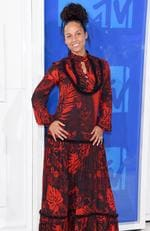 Alicia Keys attends the 2016 MTV Video Music Awards at Madison Square Garden on August 28, 2016 in New York City. Picture: Jamie McCarthy/Getty Images
