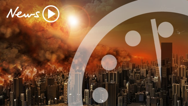 Doomsday Clock: Apocalypse fears over nuclear weapons and climate change