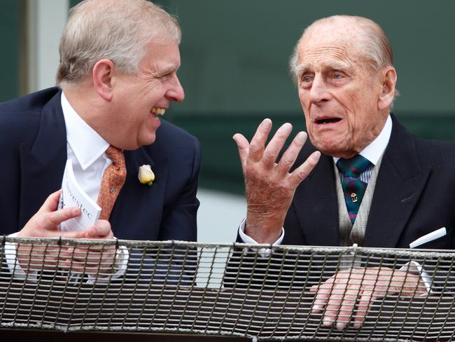 Prince Phillip is well known for his gaffes. Picture: Getty