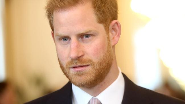 Prince Harry banished his best friend from his tight-knit group