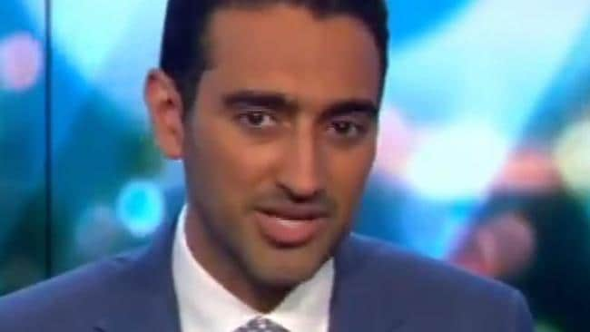 The Project host Waleed Aly says the topic of bulling terrifies him.
