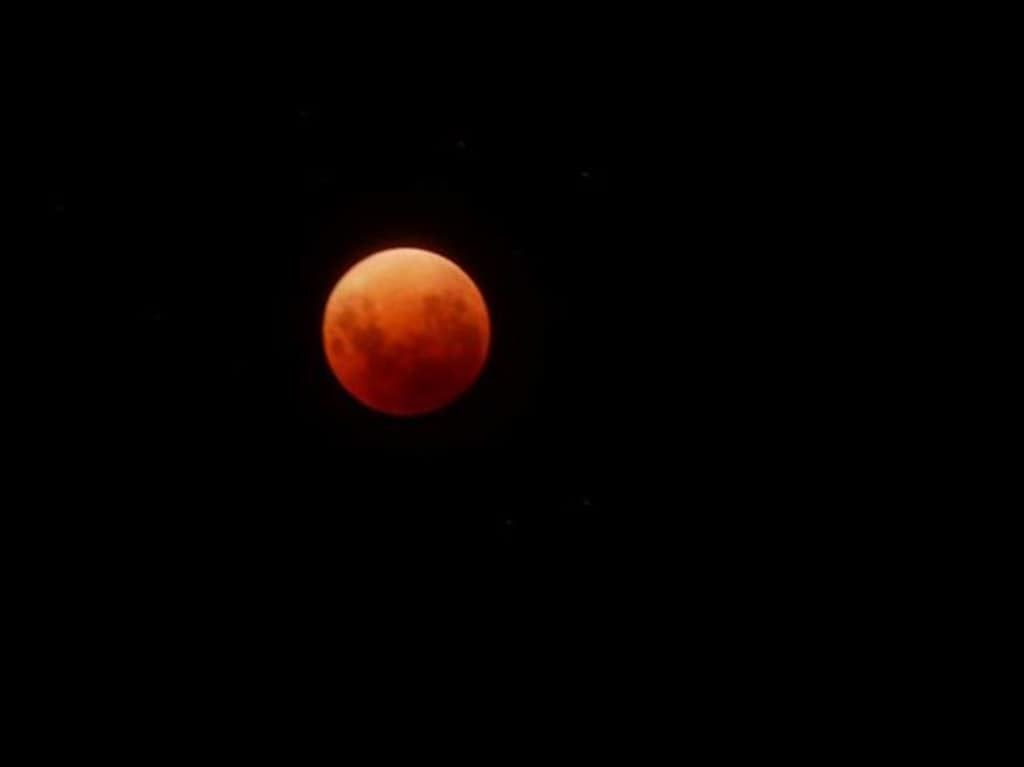 blood moon 2018 australia brisbane - photo #15