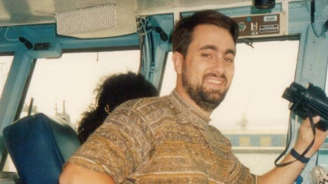 Alleged Claremont serial killer Bradley Robert Edwards. Source: Supplied by Supreme Court
