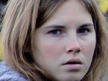 Amanda Knox said that after being imprisoned at the age of 20 for the murder or her roommate she contemplated suicide. Picture: Supplied