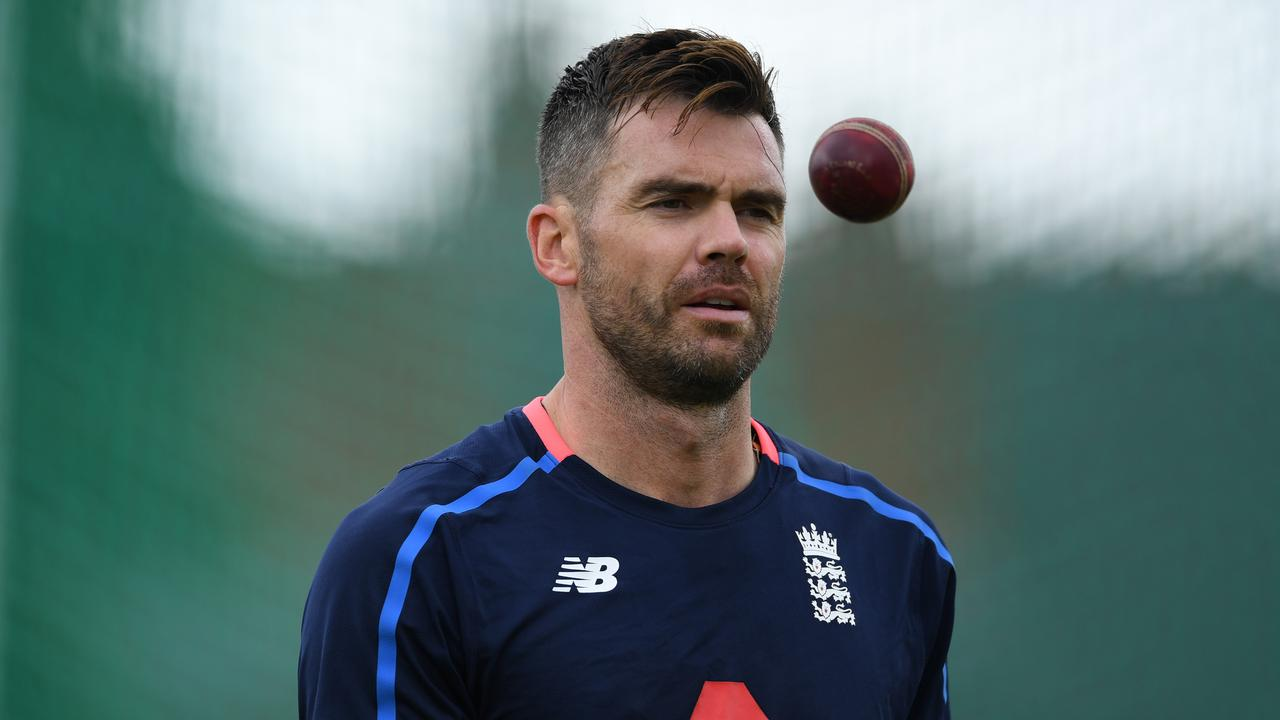 James Anderson could be just five matches away from taking the most Test wickets ever for a fast bowler.