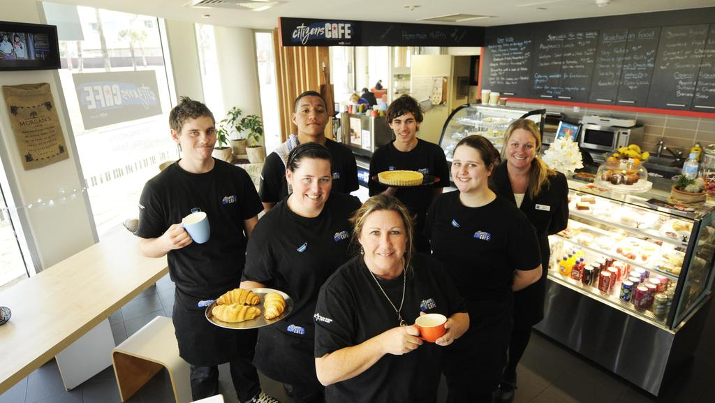 Mt Druitt Opens First Pcyc Citizens Cafe To Help Young People Gain Hospitality Accreditation
