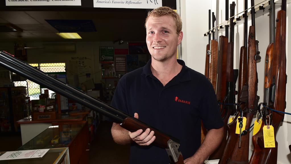 the northern territory has the second highest per capita gun
