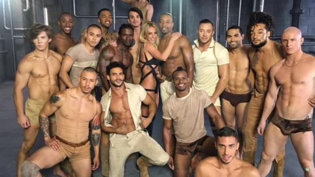 You can expect plenty of skin in Britney's new music video.