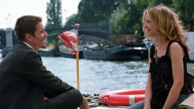 The scene is often hailed as the 'best' of the 2004 romantic film.