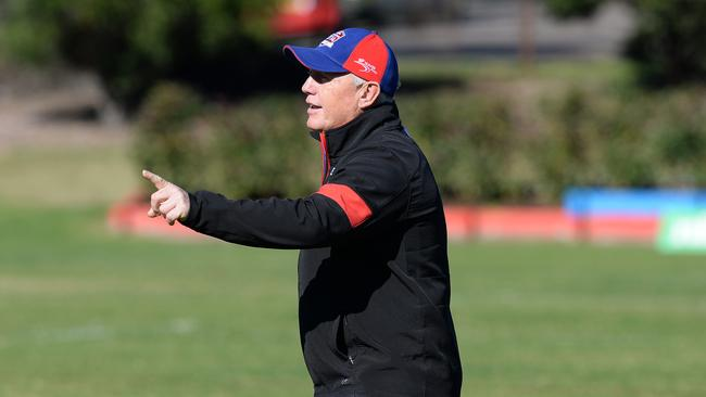 Assistant coach Rick Stone will take over the Knight's top job from Wayne Bennett.