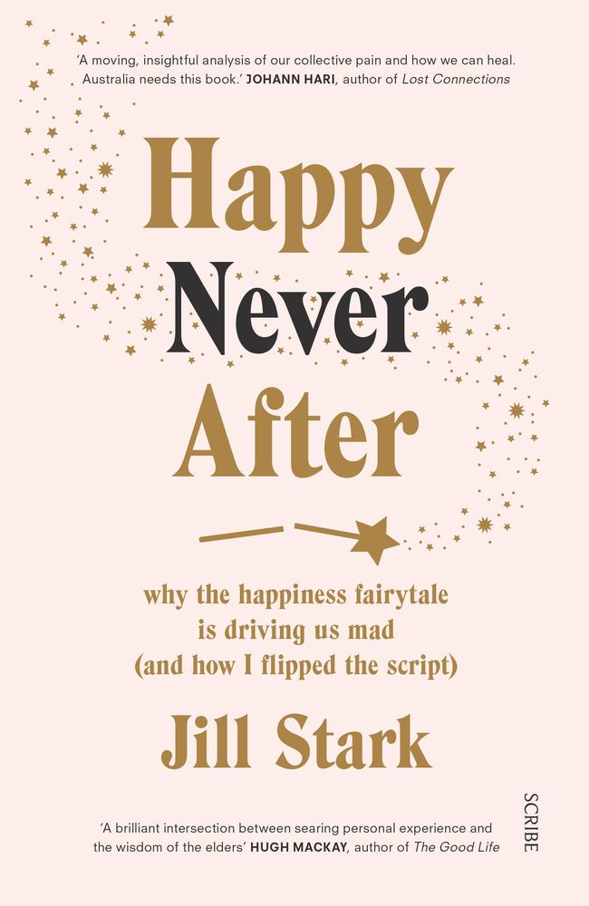 Jill Stark's latest book Happy Never After.