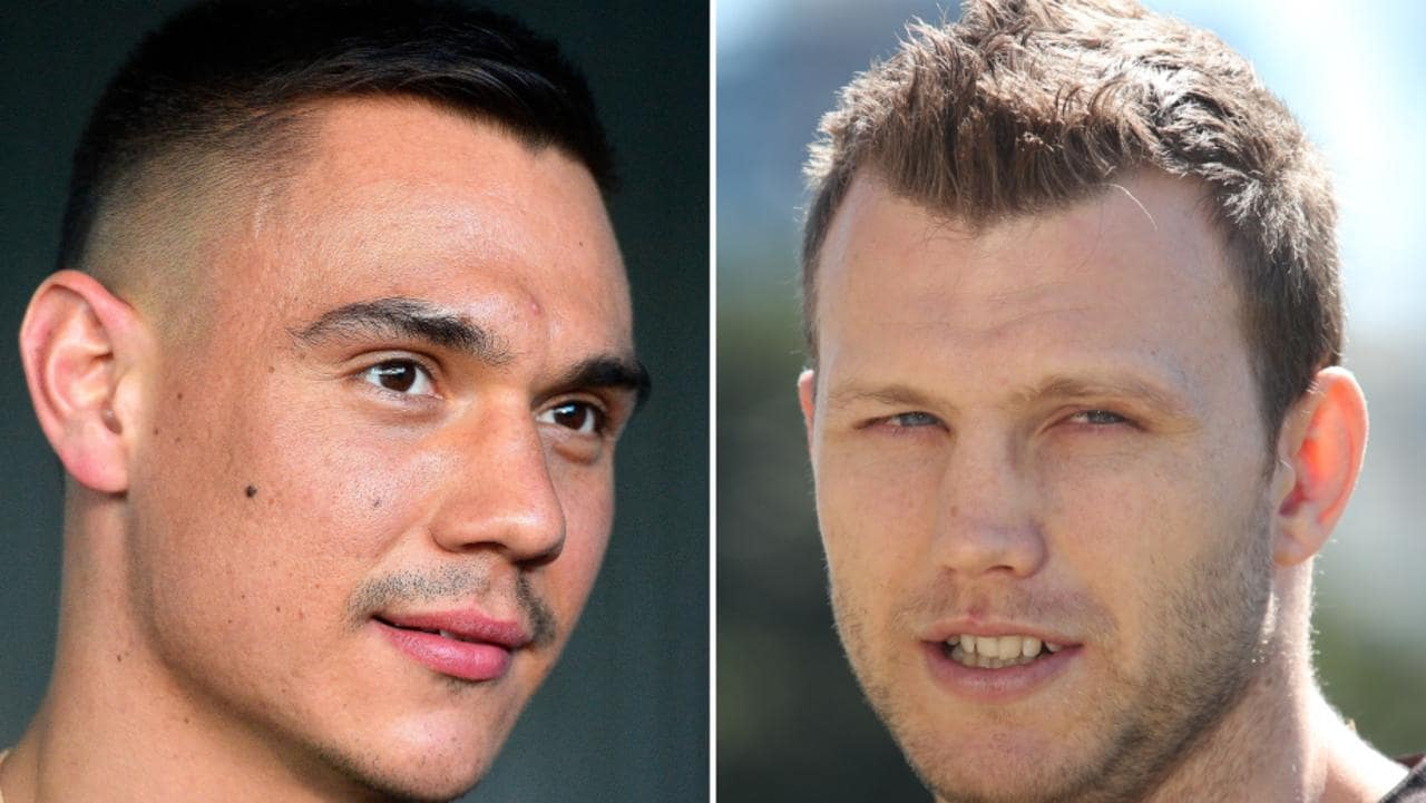 Tim Tszyu and Jeff Horn can't agree on much.