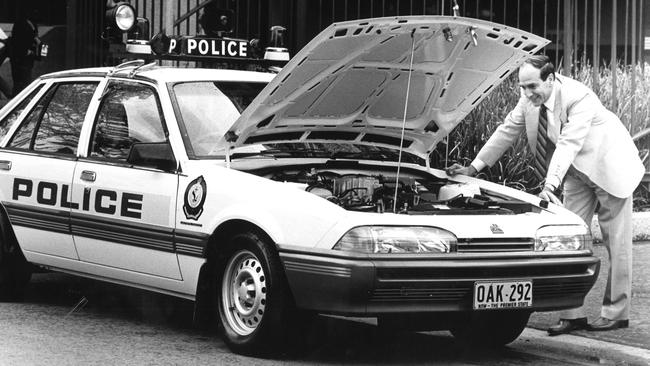 NSW Police BMW and Chrysler highway patrol cars set to replace
