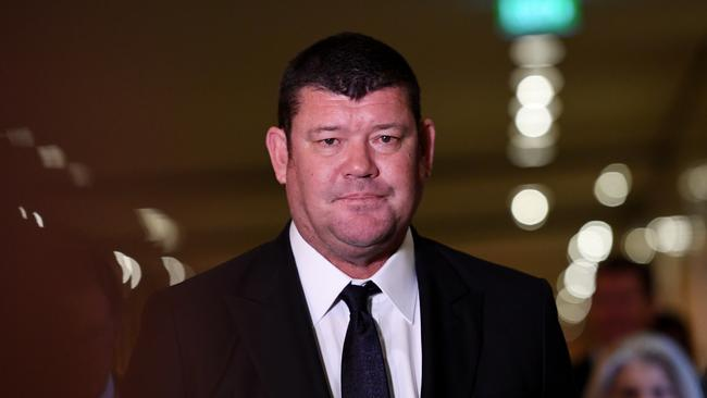 James Packer denies knowledge of Crown's activities in China, according to The Age.
