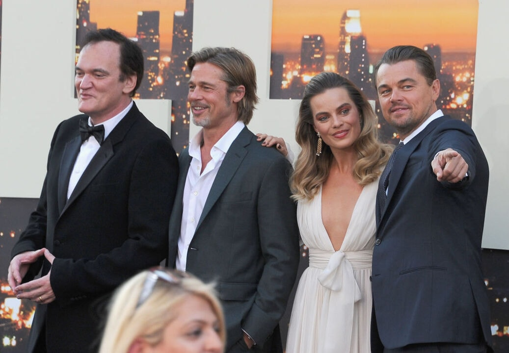 Tarantino premieres ninth film in Los Angeles