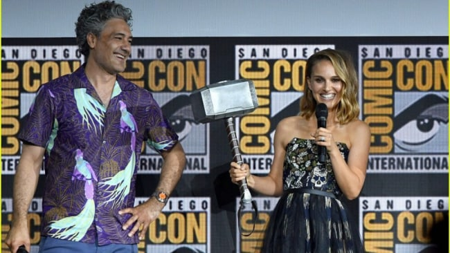 Natalie Portman Will Play The New Female Thor And We're Cheering