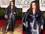 Melissa McCarthy attends the 73rd Annual Golden Globe Awards held at the Beverly Hilton Hotel on January 10, 2016 in Beverly Hills, California. Picture: Jason Merritt/Getty Images