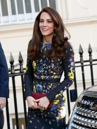 Kate attends a meeting in London, England in 2017. Picture: Max Mumby/Indigo/Getty Images