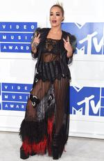 Rita Ora attends the 2016 MTV Video Music Awards at Madison Square Garden on August 28, 2016 in New York City. Picture: Getty