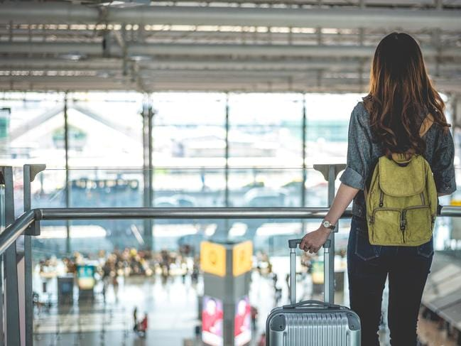 The moment you set foot inside an airport, you are subject to a dizzying amount of rules and regulations. Picture: iStock