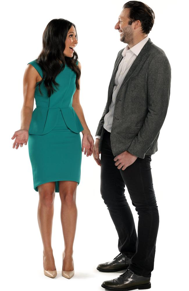 Mel McLaughlin and Ian Thorpe will co-host the Commonwealth Games for Channel Ten.