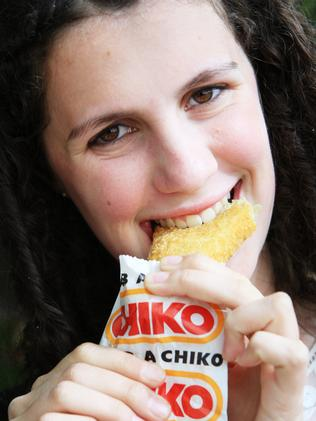CHIKO SAUSAGE ROLL: Wowsers!