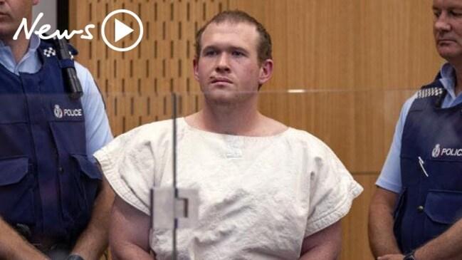 Accused Christchurch terrorist's shocking plea