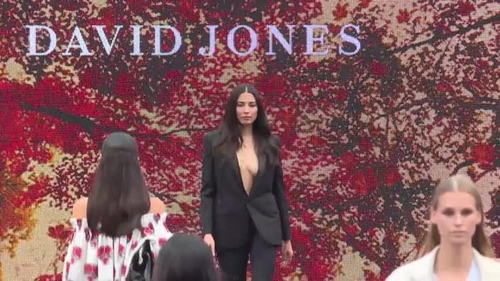David Jones Autumn Winter 2017 collections launch in Sydney