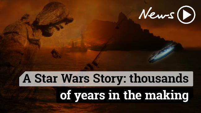 A Star Wars Story - Thousands of Years in the Making